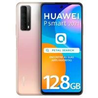 Huawei P Smart 2021 4GB/128GB Dual Sim Dourado