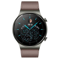 Smartwatch Huawei Watch GT 2 Pro 46mm Classic Cinzento