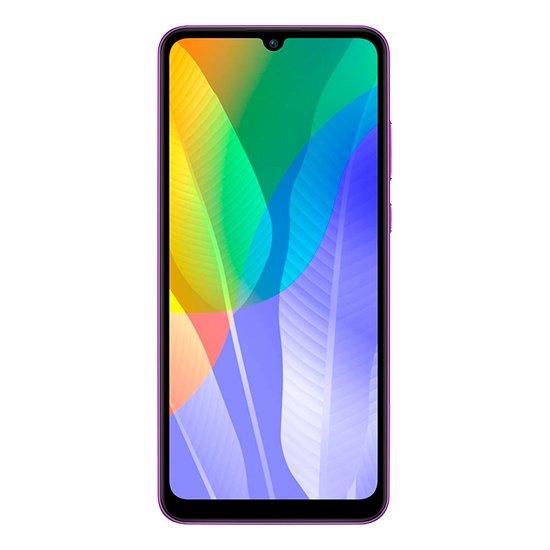 Huawei Y6P 3GB/64GB Dual Sim - Roxo
