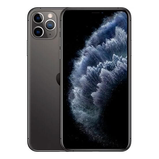 Apple iPhone 11 Pro Max 64GB - Cinzento Sideral