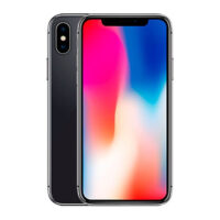 Apple iPhone X 64GB - Cinzento Sideral