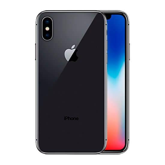 Apple iPhone X 64GB - Cinzento Sideral
