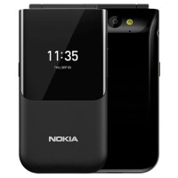 Nokia 2720 Flip Dual Sim - Preto