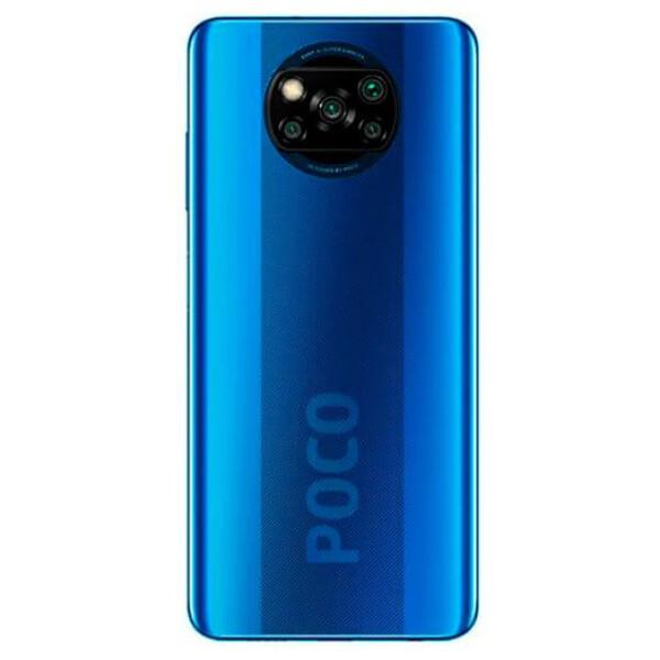 Xiaomi Pocophone X3 NFC 6GB/128GB Dual Sim - Azul