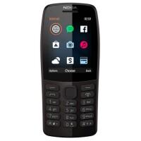 Nokia 210 Dual Sim - Preto